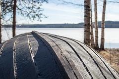 Höytiäinen - Finland (Sami Niemeläinen (instagram: santtujns)) Tags: lake nature suomi finland landscape spring north maisema luonto järvi karjala kevät höytiäinen kontiolahti carelia pohjois puntarikoski häikänniemi