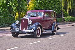 Plymouth Standard PF SIX 2-Door Sedan 1934 (1266)