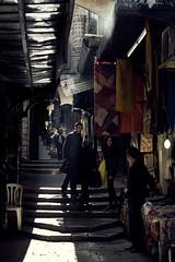 Muslim Quarter (lostevil) Tags: light people canon 50mm israel market sony jerusalem middleeast fabric f18 muslimquarter a7 fd canonfd50mm18 a7ii canonfd50mmf18 canonfd50mm sonya7 sonya7ii