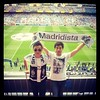 Real Madrid VS Juventus ⚽ #Hala Madrid #Estadio Santiago Bernabeu