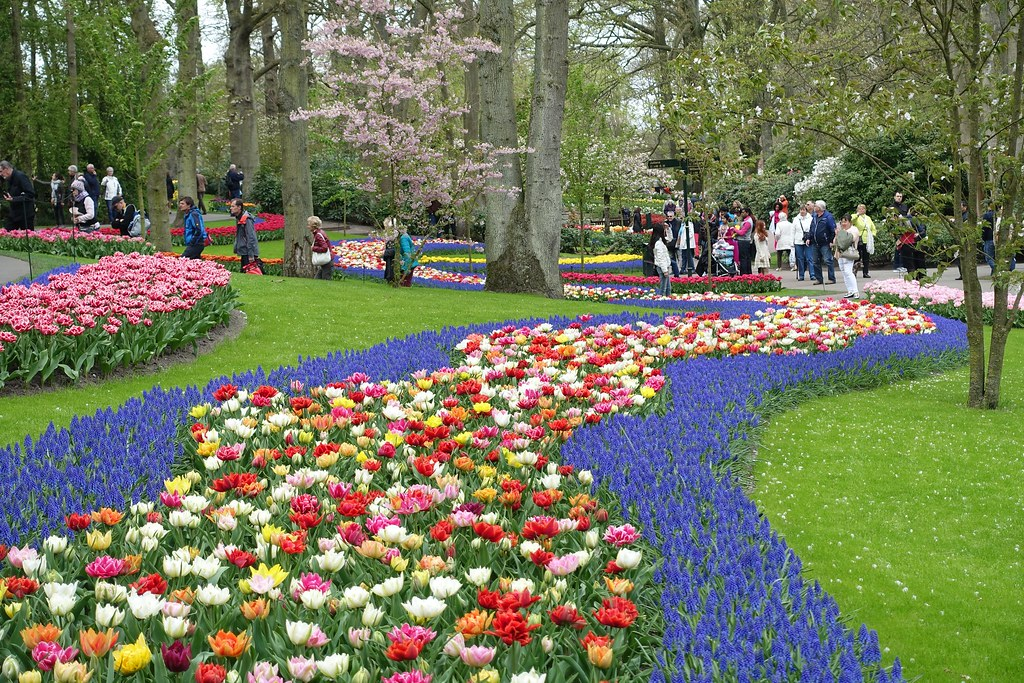 Keukenhof Gardens by yisris, on Flickr