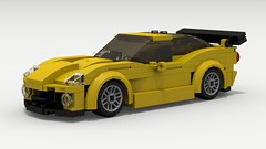 Chevy Corvette C6R (Tom.Netherton1) Tags: road city classic cars chevrolet car sport digital race speed america vintage track lego pov designer super racing chevy american legos download vehicle corvette coupe supercar lemans v8 dropbox speedster racer povray 2000s ldd c6r lxf legocity legodigitaldesigner 2010s