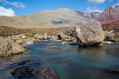 rachelle muir life is beautiful-12 (mcambridge22) Tags: life blue snow skye green water beautiful weather landscapes is rocks sunny clear fairy pools mountans