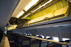 2016_04_06 American Airlines 727 restoration-12 (jplphoto2) Tags: cabin interior americanairlines boeing727 kbfi americanairlines727 jeremydwyerlindgren jdlmultimedia boeing727cabin