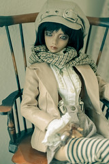 Zaoll Luv (Micheescloset) Tags: ball asian doll tan le luv bjd limited edition abjd jointed dollmore zaoll 9style