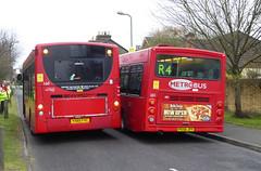 GAL MB 160 YX60FVC - 251 PO56JFF - ST MARY'S CRAY - TUE 15TH MAR 2016 (Bexleybus) Tags: street london ahead st high go east 200 marys dennis dart cray enviro metrobus esteem 160 lancs adl 231 orpington goahead po56jff yx60fvc