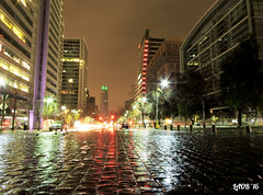 DSCN3586 (Luis Oliva Barrera) Tags: chile longexposure santiago rain costanera isidora