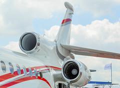 PW307A (Maxime C-M ) Tags: paris france up airplane photography nikon close aviation falcon nikkor spotting avion pratt pw bourget dassault 7x withney d3200 lfpb fhghf