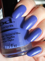 IBD - Bardot Indigo (sofi_ja) Tags: blue color photo hands nails manicure nailpolish bardot ibd blurple