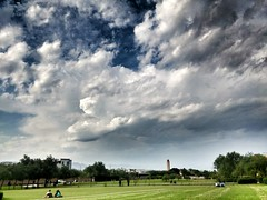 U got to have the right eyes to see the real beauty #nature #clouds #university (Farhan Ali RaNa) Tags: people green nature beauty clouds university random calmness bestshot