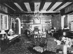 P-5-C-113 (neenahhistoricalsociety) Tags: interiors harrison mansions marquetteuniversity sensenbrenner kimberlyclark talagami