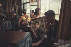 [somewherein Taipei] mirror (pooldodo) Tags: wedding prewedding somewherein taipei pooldodo taotzuchang interior mirror reflection