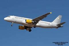 EC-JTR LMML 22-06-2016 (Burmarrad (Mark) Camenzuli) Tags: cn aircraft airline airbus airlines registration vueling 2798 a320214 ecjtr lmml 22062016