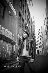 MONO2019 (H.M.Lentalk) Tags: life street leica city portrait people urban white black girl oz f14 28mm 14 sydney australian australia m 28 aussie chantelle summilux asph 114 240 typ morrell summiluxm 11428 chantellemorrell