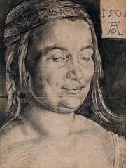 Head of a Young Woman (lluisribesmateu1969) Tags: portrait rotterdam 16thcentury drer museumboijmansvanbeuningen