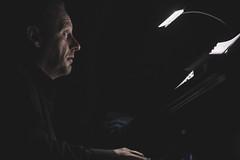 Visioni Sonore 035 (Cinemazero) Tags: jazz biblioteca chiostro pordenone busterkeaton cinemamuto jorisivens cinemazero zerorchestra visionisonore claudiocojaniz giannimassarutto massimodemattia