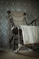 rock it (Chris_marker) Tags: old urban abandoned fun fan chair nikon sweden places spooky have sverige rocking rockingchair exploration ghostly platser d610 getoutside vergivet vergivna