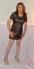 Oct 2015 (60) (Rachel Carmina) Tags: tv legs cd tgirl transvestite heels trans crossdresser trap tg femboi