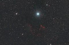IC 59 & 63 - The Ghosts of Cassiopeia (DeepSkyDave) Tags: astrophotography astrofotografie night sky nacht himmel canon eos 6d astrodon mod deepsky low light ic 59 63 losmandy g11 contrast wow nature astrometrydotnet:id=nova1649769 astrometrydotnet:status=solved