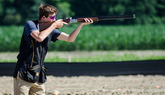 Nationals Clays 2016 (45 of 48) (bernardmelus) Tags: skeet trap shooting nsca nssa atta sporting clays shoothig shotgun cardinal ohio d7000 80200 f28