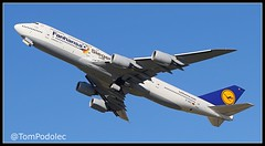 D-ABYI Lufthansa Boeing 747-8 (Tom Podolec) Tags: this image may be used any way without prior permission  all rights reserved 2015news46mississaugaontariocanadatorontopearsoninternationalairporttorontopearson