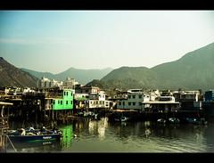 Calm Waters (Jeffington) Tags: color landscape hongkong asia sony voigtlander calm hong waters 40mm fullframe taio sonya7