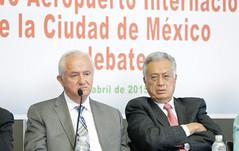 Senador Hermosillo organiza Foro sobre el Nuevo Aeropuerto de la Ciudad de México