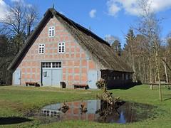 Historische Moorhof (willi_bremen) Tags: deutschland fachwerk niedersachsen nikond80