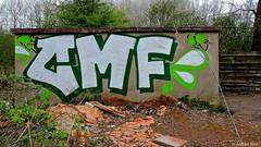 Den Haag Graffiti (Akbar Sim) Tags: holland netherlands graffiti nederland denhaag thehague cmf agga akbarsimonse akbarsim