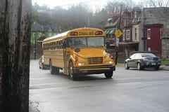 ABC Transit Bus 95 (Etienne Luu) Tags: blue bird corporation vision transit abc 95 inc