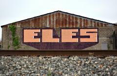 (o texano) Tags: graffiti texas houston roller eles
