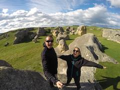 Photo de 14h -  Elephant rocks  (Nouvelle-Zélande) - 29.04.2014