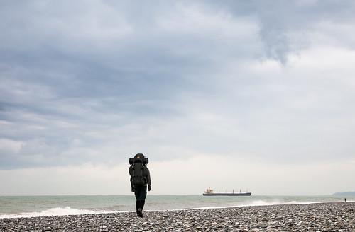 Batumi – Erste Schritte