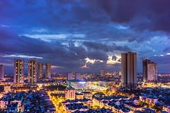 Hanoi, Vietnam (tuanduongtt8018) Tags: city sunset sun sunlight hanoi vientam sonya7carlzeiss28mmf28contaxg