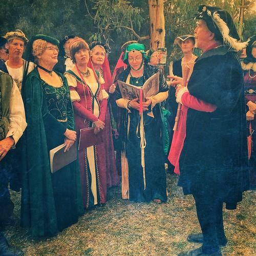 Gumeracha Medieval Festival 2015 7