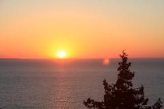 IMG_6953 (sjj62) Tags: sunset seascape doorcounty sunsetting doorcountywi 40d ellisonbaywi ellisonbluffstatenaturalarea