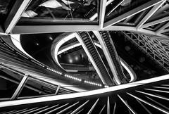 MyZeil (kranzkreativ) Tags: architecture frankfurt architektur treppen nachaufnahme innenaufnahme rolltreppen myzeil