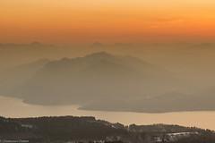 Dolce alba (cesco.pb) Tags: italy lake alps sunrise canon lago dawn italia alba alpi lagomaggiore mottarone canoneos60d tamronsp1750mmf28xrdiiivcld