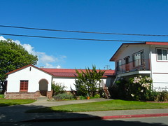 Anker-Lucier Mortuary - Willits, Calif. (Mitch O) Tags: california funeral mendocino funeralhome willits mortuary