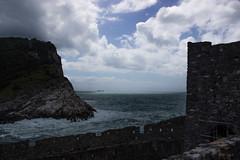 fuori dalla tempesta (emanueleronchi) Tags: primavera nuvole mare liguria mura portovenere vacanze onde esterni