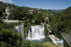 JAJCE (Bsnia i Herzegovina, agost de 2012) (perfectdayjosep) Tags: balkans jajce balcanes balcans bsnia perfectdayjosep bosnieiherzegovine bsniaiherzegovina