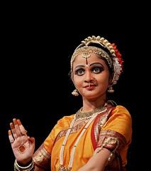 Abhaya Mudra @ Kumbakonam Natyanjali -2016 (Lakshmi. R.K.) Tags: nikon d 5200 2016 kumbakonam natyanjali 55300mm mahamaham