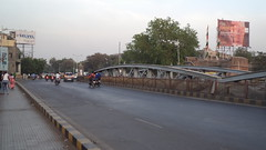 Elis Bridge, Ahmedabad (Harshit Trivedi's Photography) Tags: city bridge india wooden historical amc gujarat ahmedabad burj elis municipality manek sabarmati vivekanada karnavati westernindia