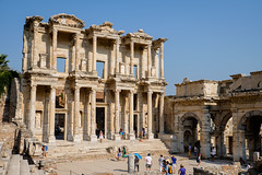 The Library of Celsus (_Codename_) Tags: jeff architecture turkey library columns jacquie ephesus libraryofcelsus
