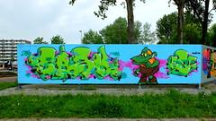 Graffiti Couwenhoek (oerendhard1) Tags: urban streetart art graffiti rotterdam casm couwenhoek