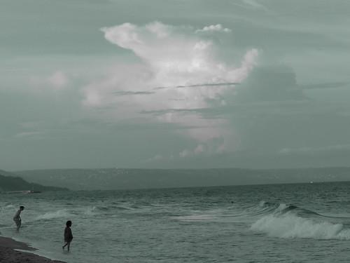 ~~ At  Black Sea ~~