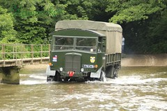 Armour and Embarkation 2016 (ekawrecker) Tags: truck army lorry ww2 aec