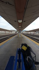 Pointing Forward at Union Station in LA (Justin Arn) Tags: magic unionstation esoteric journeyonthepct justinarncom