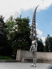 Sculpture garden-11 (uxbobham) Tags: sculpture art neworleans sculpturegarden spinalman