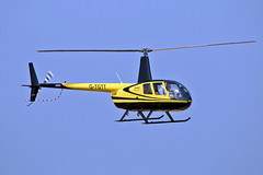 G-TGTT Robinson R.44 Raven II Smart People UK Ltd Sturgate Fly In 05-06-16 (PlanecrazyUK) Tags: sturgate egcs fly in 050616 lincoln aero club ltd gtgtt robinsonr44ravenii smartpeopleukltd flyin